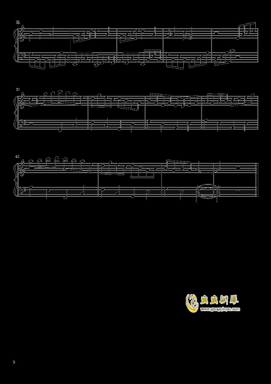 赤羽信之介钢琴谱 第2页