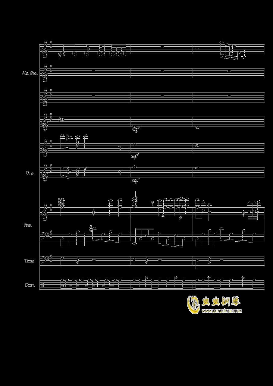 星空 总谱,星空 总谱钢琴谱,星空 总谱钢琴谱网,星空 总谱钢琴谱