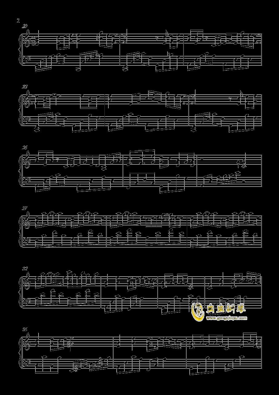 春よ、来い钢琴谱 第2页