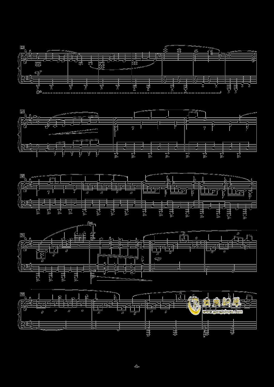 MELT(メルト)钢琴谱 第2页
