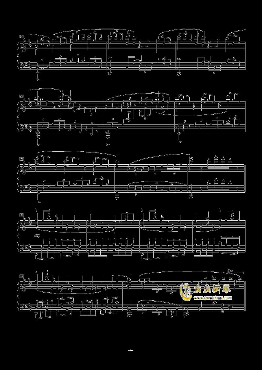 MELT(メルト)钢琴谱 第4页