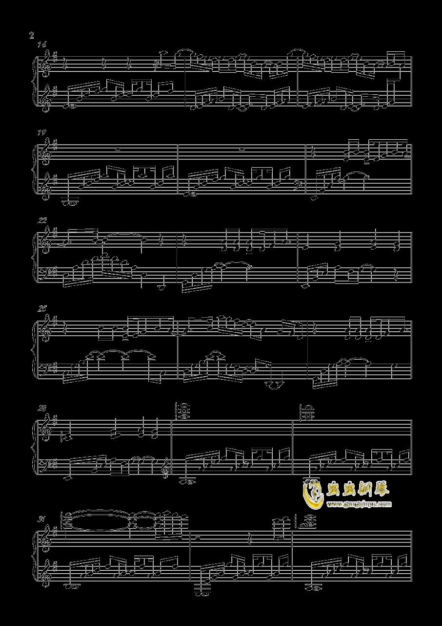 Stay Gold钢琴谱 第2页