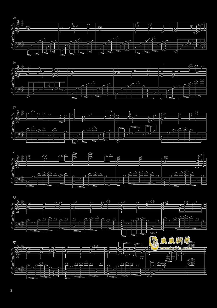 B.OAY钢琴谱 第2页