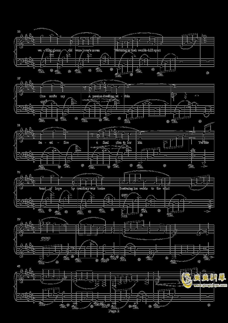 DRAGONSONG钢琴谱 第2页