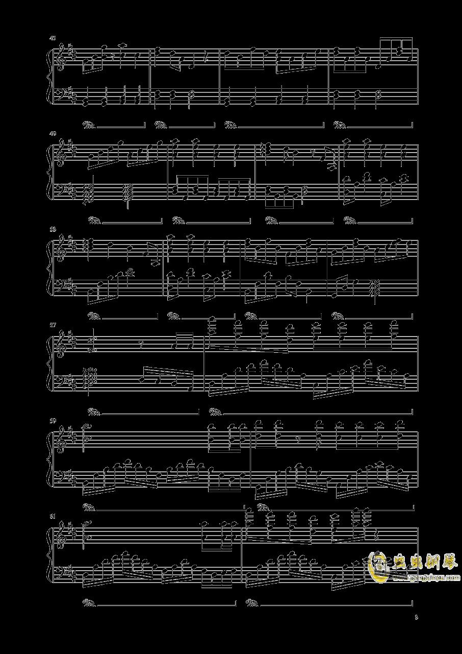 十二钢琴谱 第3页