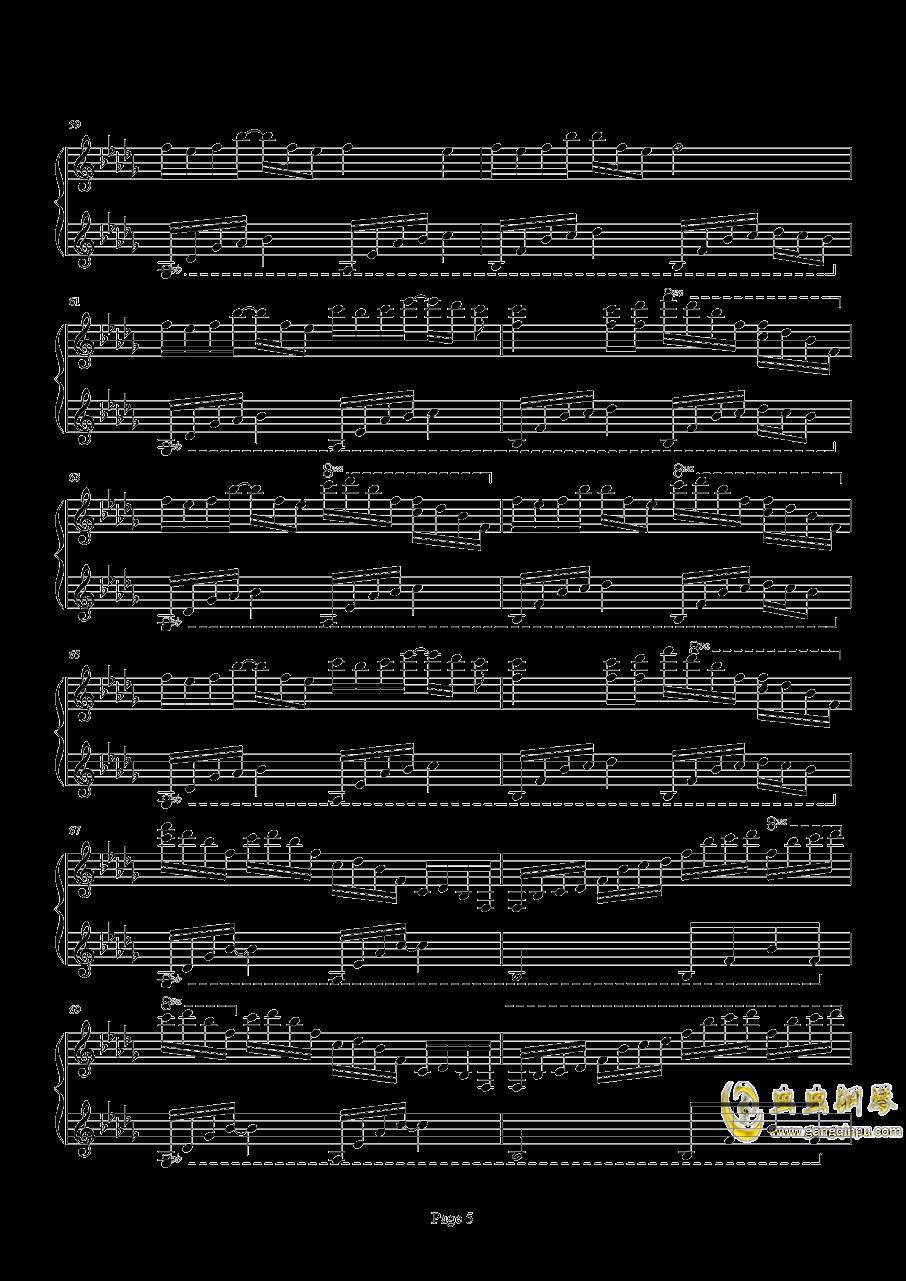 luv letter 完美独奏版 ,luv letter 完美独奏版 钢琴谱,luv letter 完美独奏