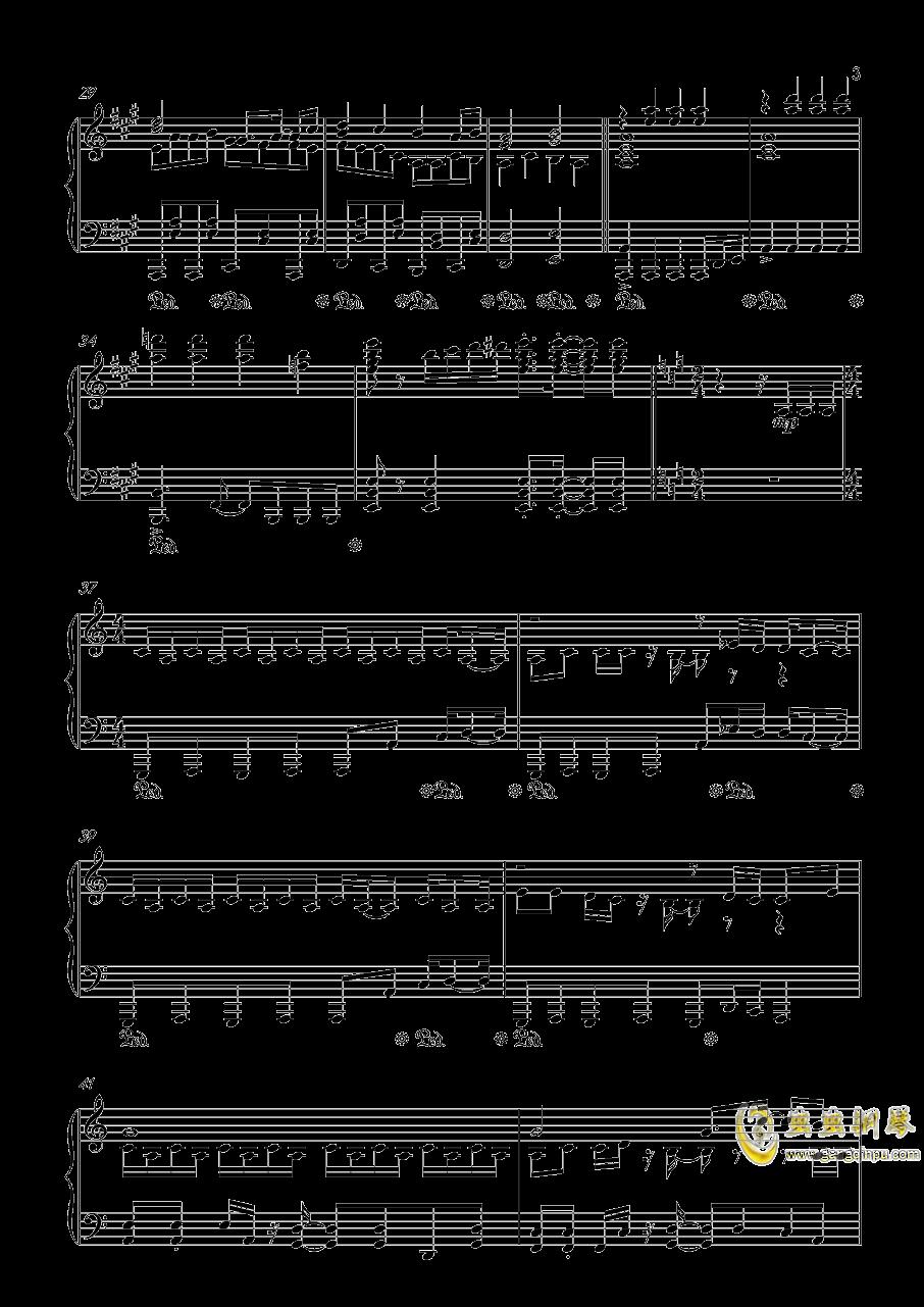 目标是神奇宝贝大师钢琴谱 第3页