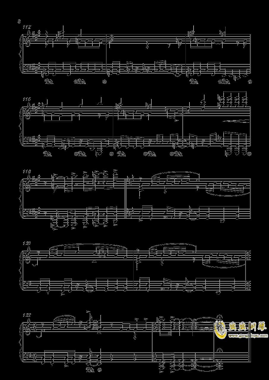 目标是神奇宝贝大师钢琴谱 第8页