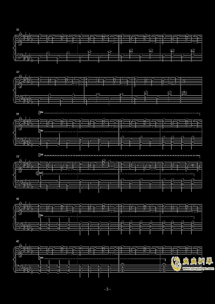 梦境与记忆钢琴谱 第2页