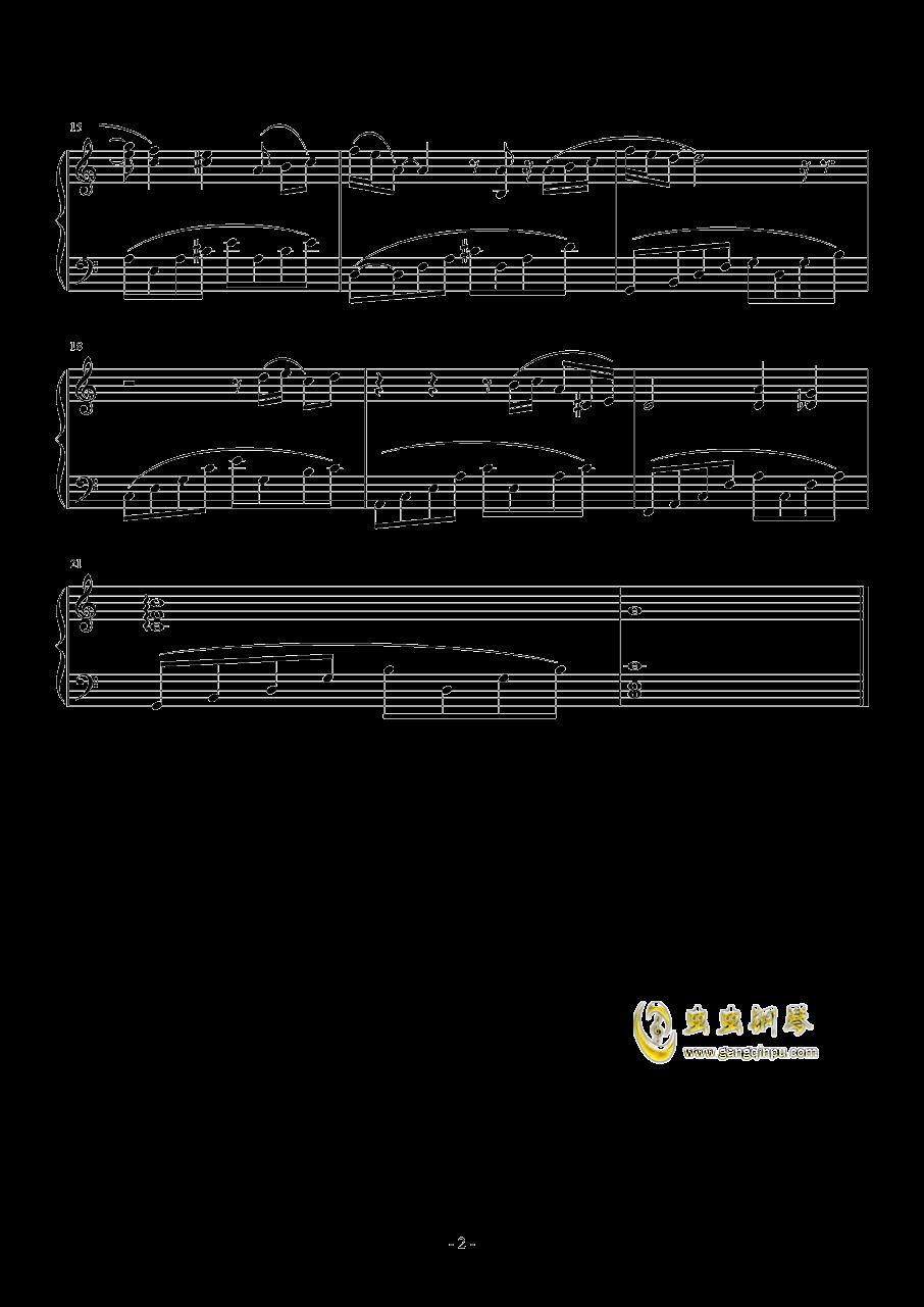 11.2钢琴谱 第2页