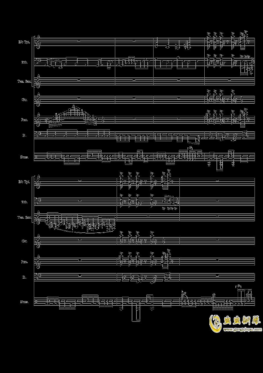 Melody2渐离魔音钢琴谱 第4页