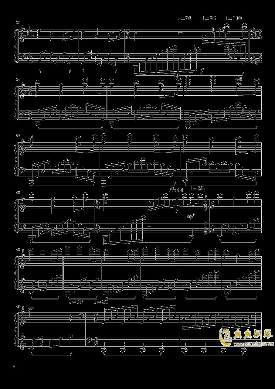 新年好2018钢琴谱 第2页