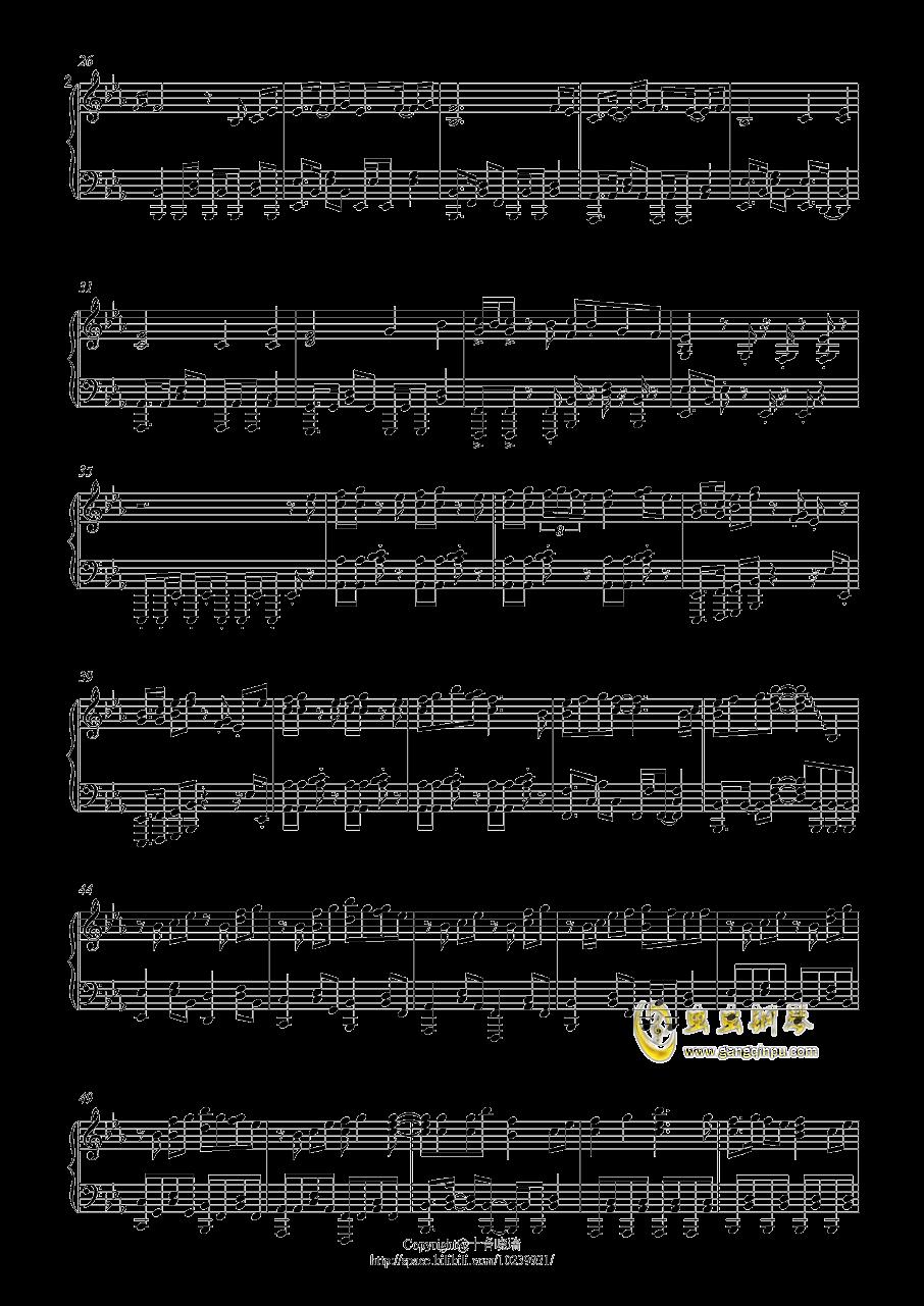 春意红包钢琴谱 第2页