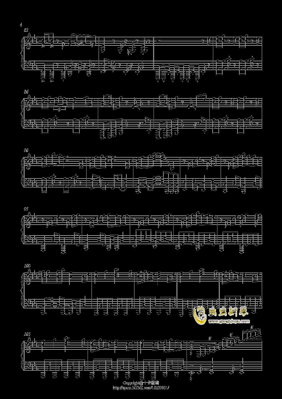 春意红包钢琴谱 第4页