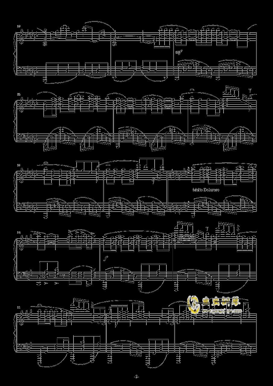 Aimer 夏雪冬花 完整版,Aimer 夏雪冬花 完整版钢琴谱,Aimer 夏雪冬
