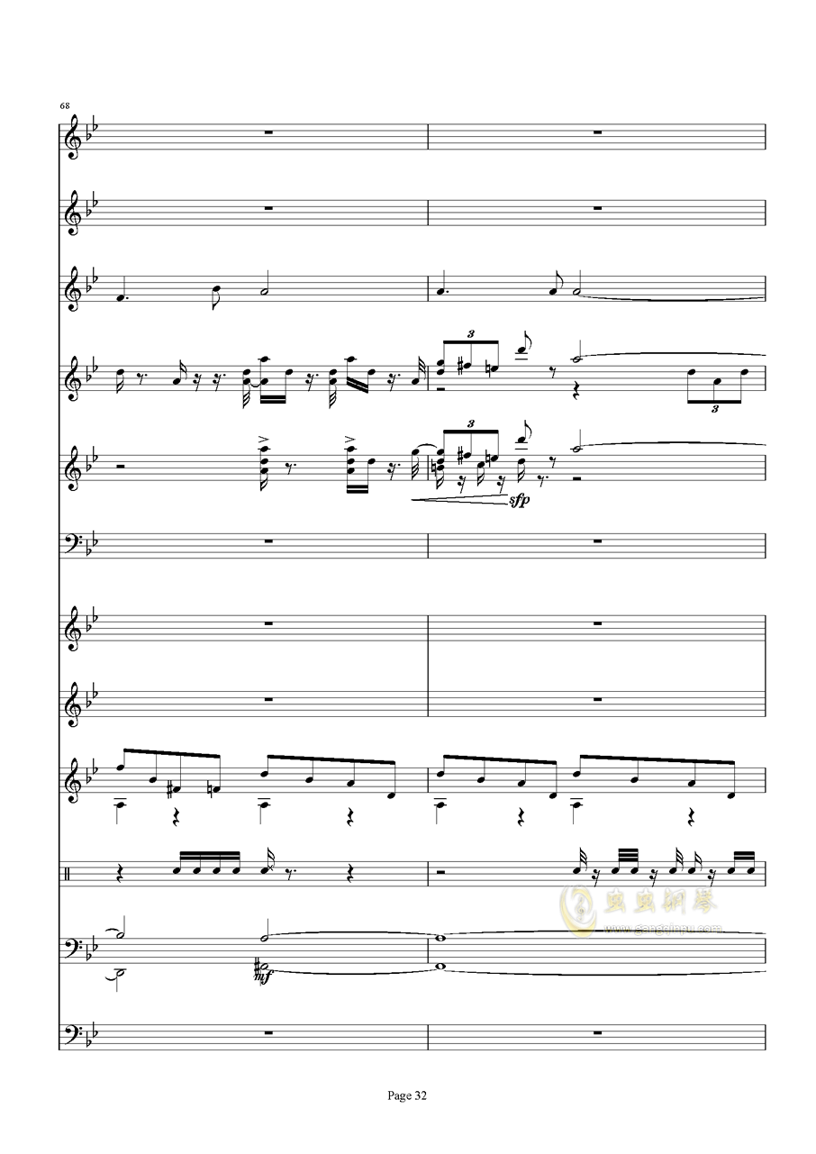 Fates 星球大战主题音乐,Duel of the Fates 星球大战主题音乐钢琴