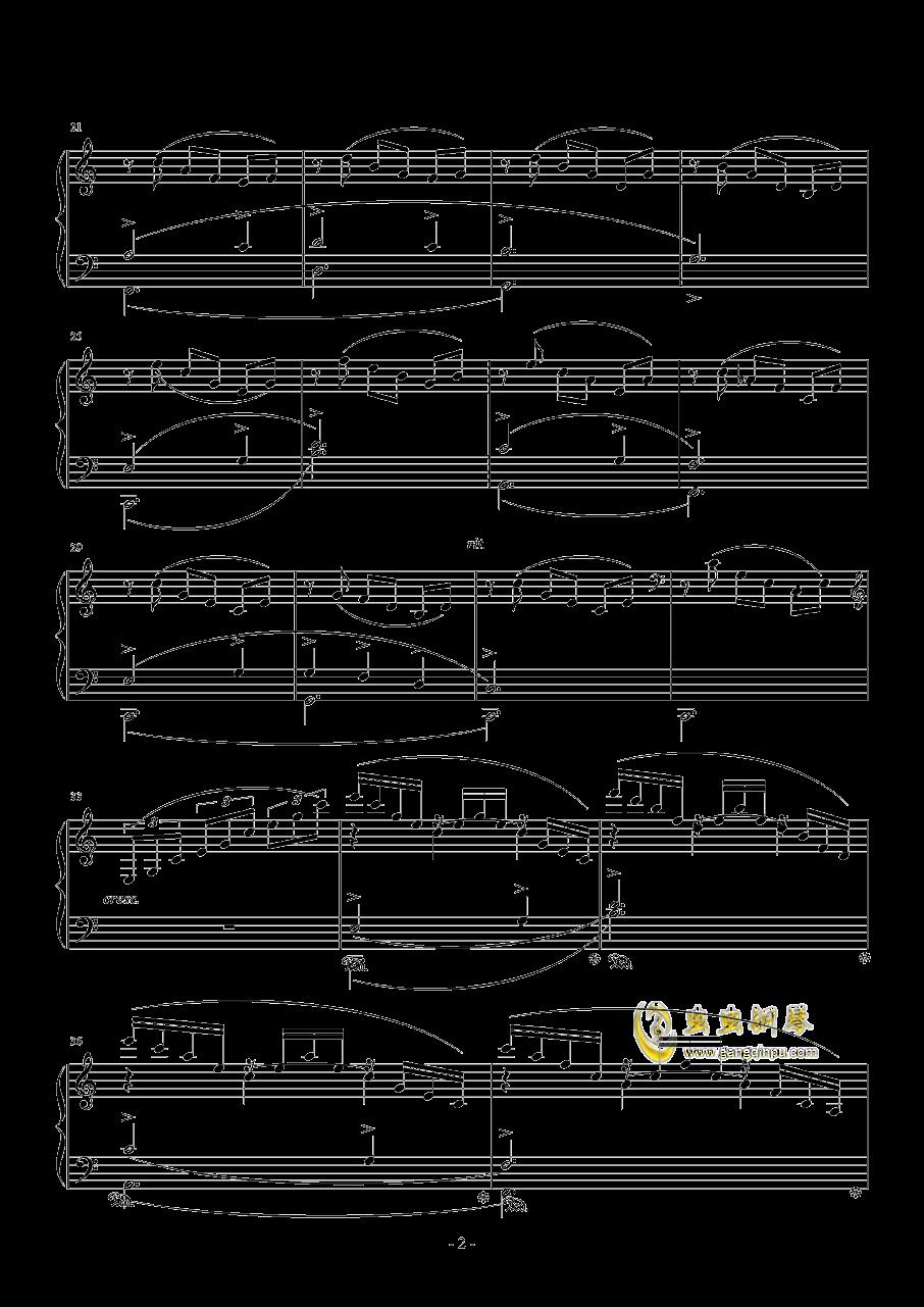 03435雪绒花(Edelweiss)五线谱理查德·罗杰斯- 豆丁网
