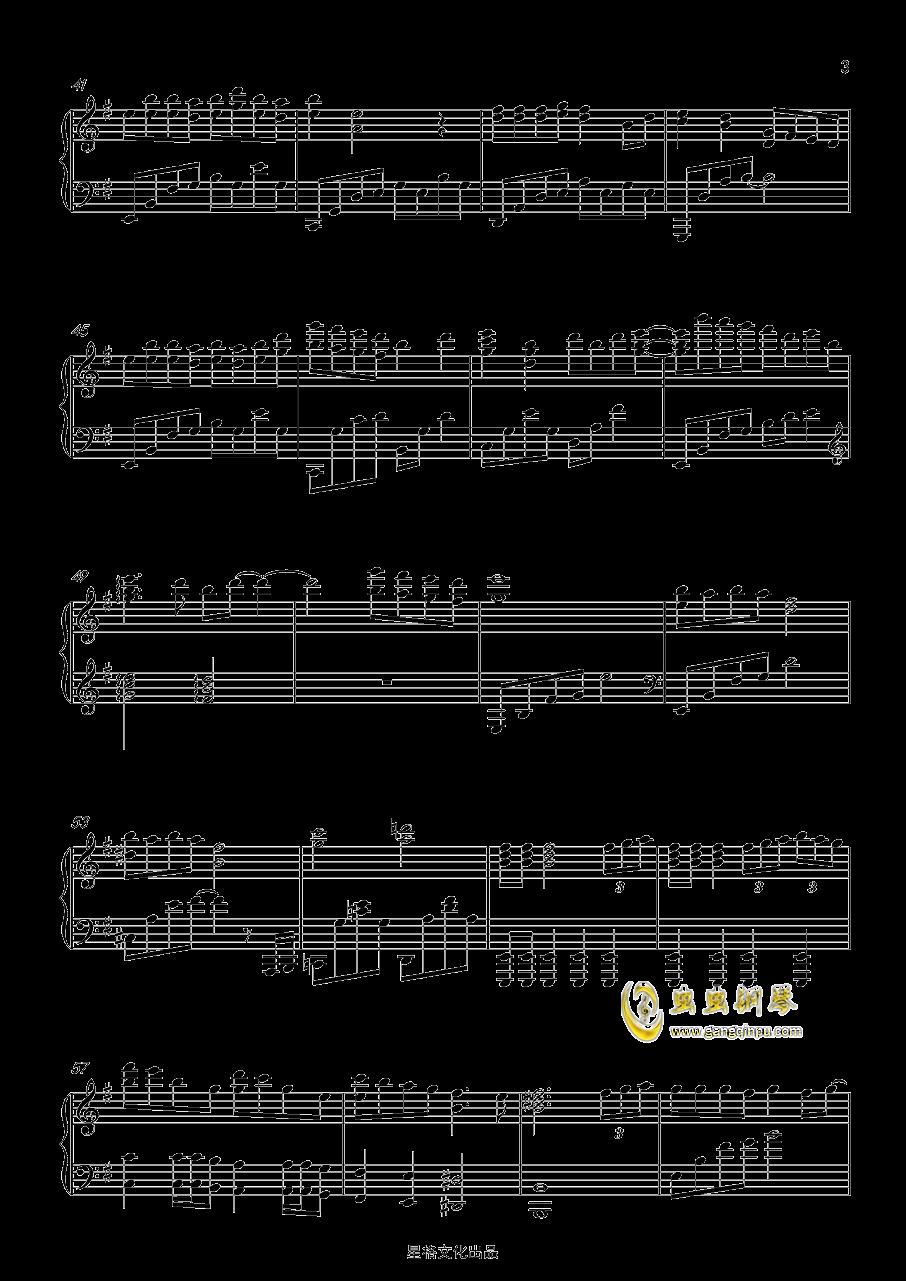 三生三世十里桃花 完美钢琴演奏版,凉凉 三生三世十里桃花 完美