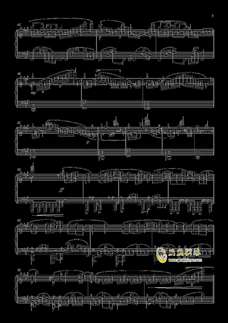 Ninelie,Ninelie钢琴谱,Ninelie钢琴谱网