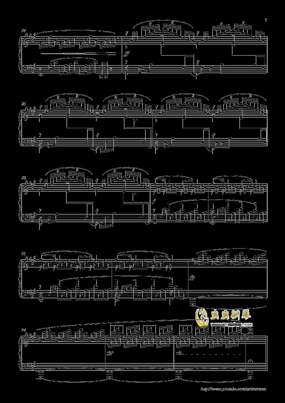 Ninelie,Ninelie钢琴谱,Ninelie钢琴谱网,Ninelie钢琴谱大全,虫虫钢琴谱下载