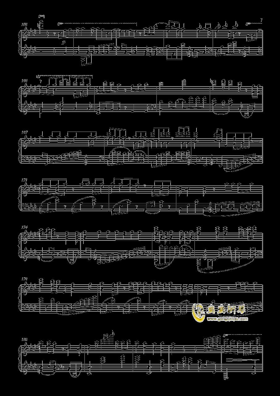 ロミオとシンデレラ钢琴谱 第7页