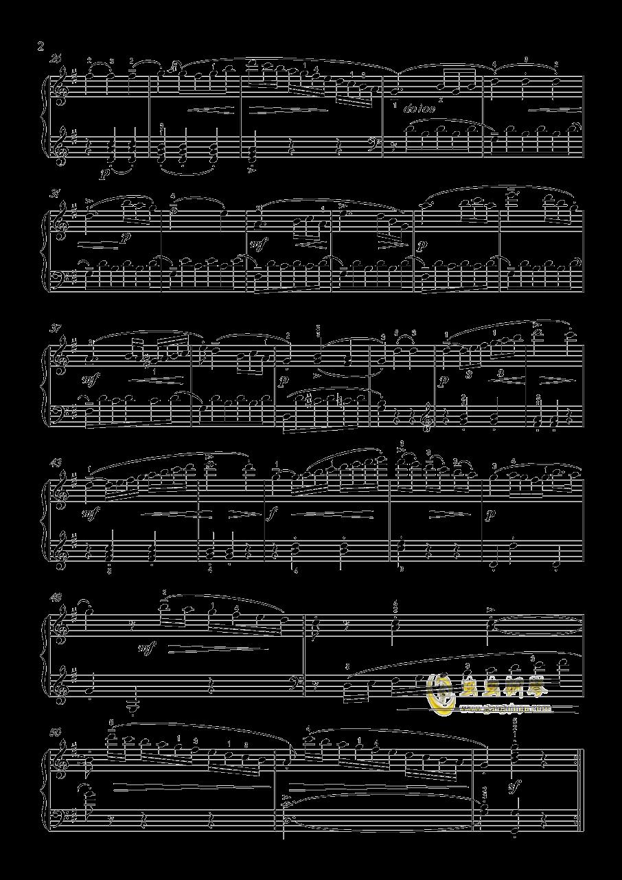 级A组 3.G大调小奏鸣曲 Op.55 No.2