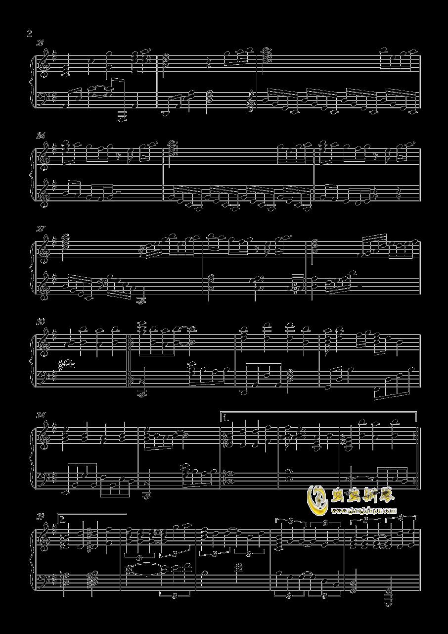 AMETHYST钢琴谱 第2页