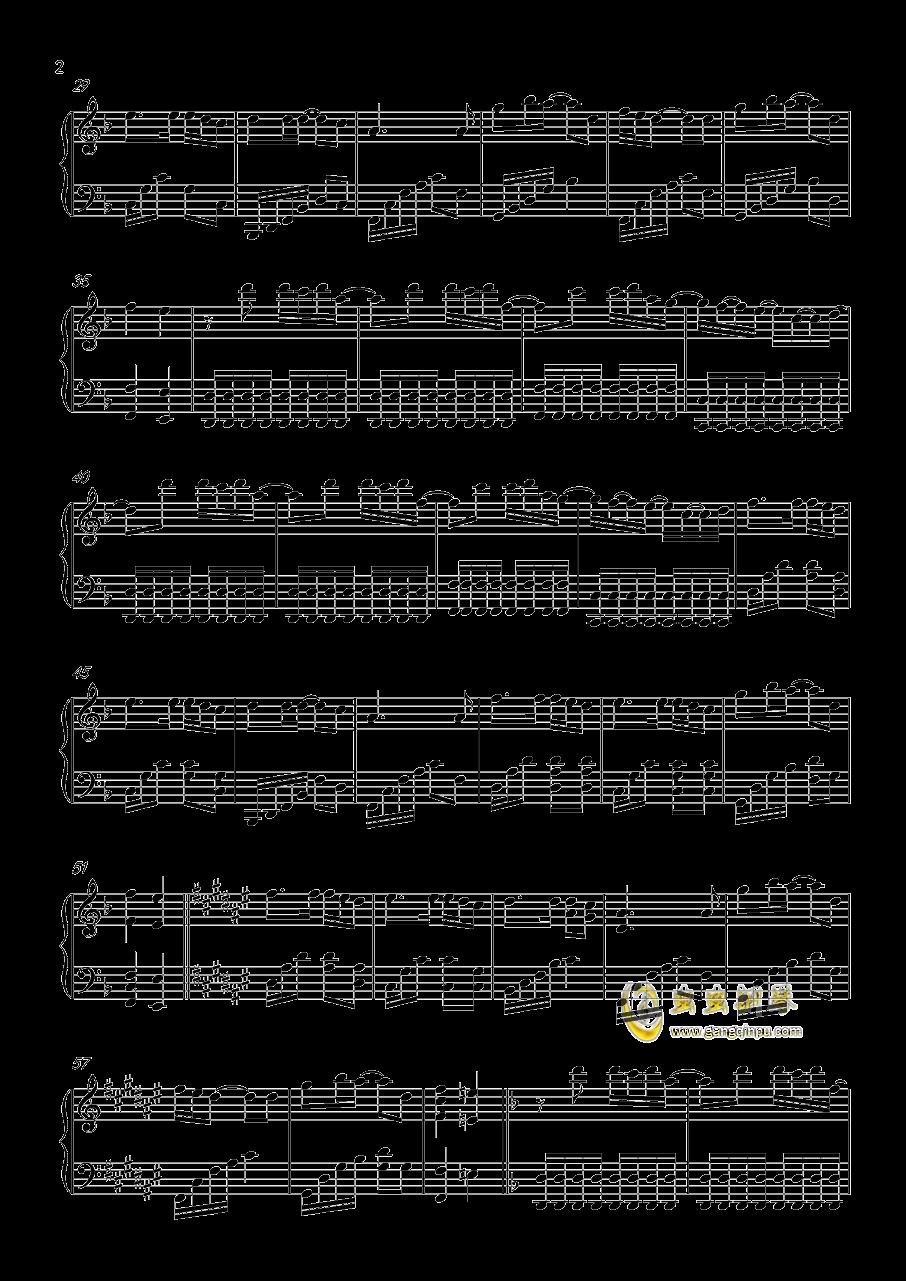 Nemo钢琴谱 第2页