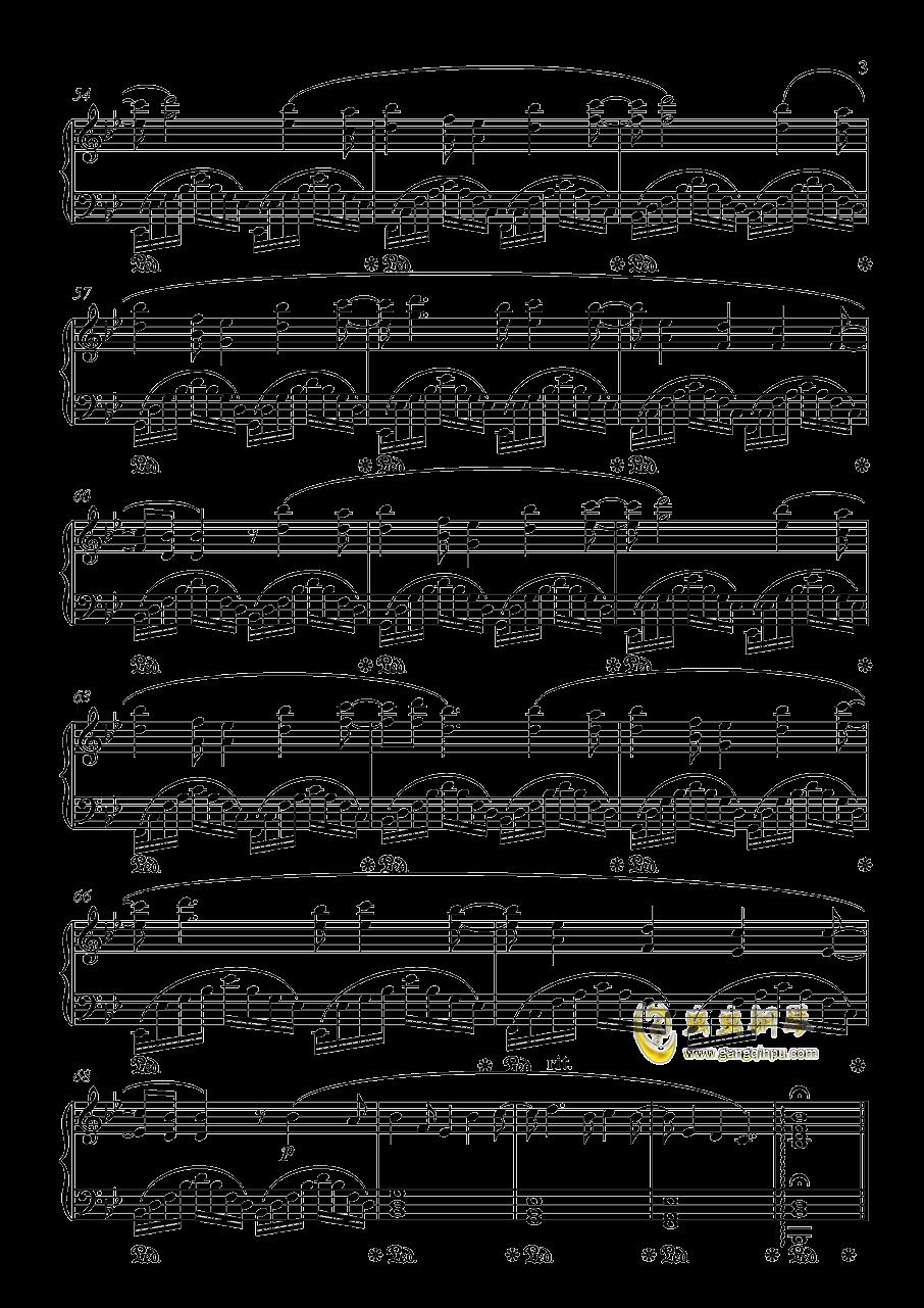 my most precious treasure钢琴谱 第3页