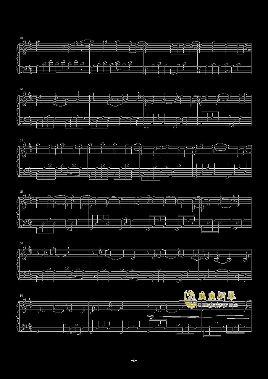 canon in d钢琴谱指法