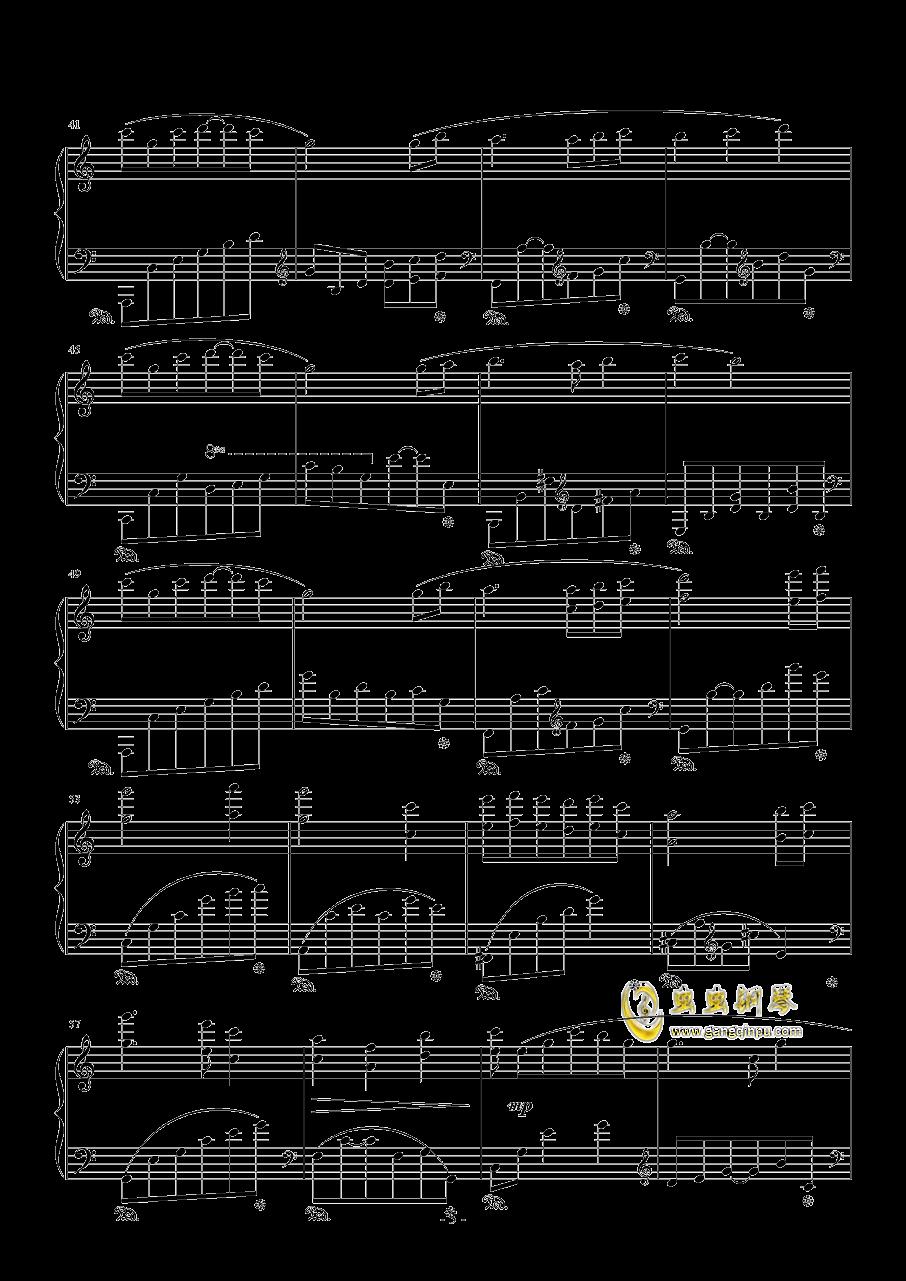 路钢琴谱 第3页
