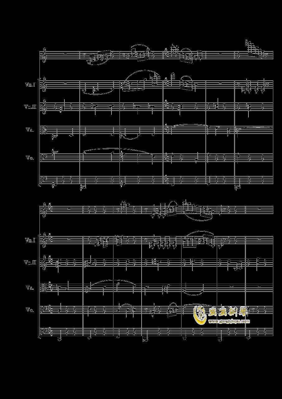 WALTZ钢琴谱 第2页