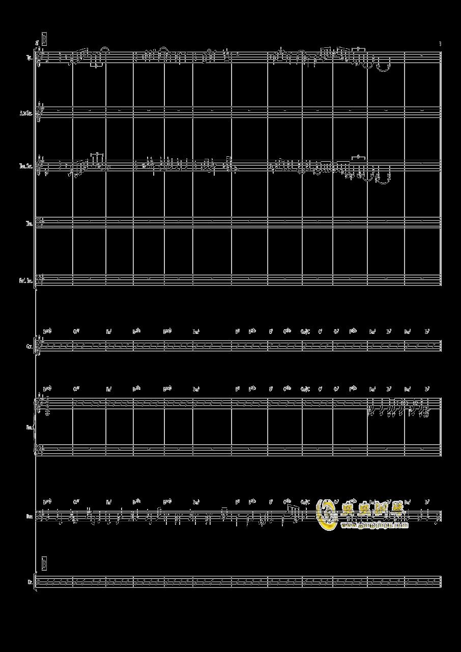 Wave钢琴谱 第3页