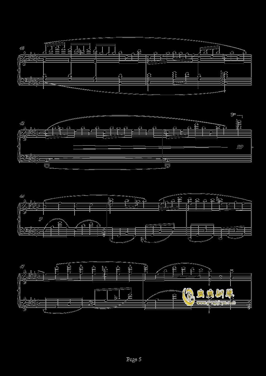 Lune钢琴谱 第5页