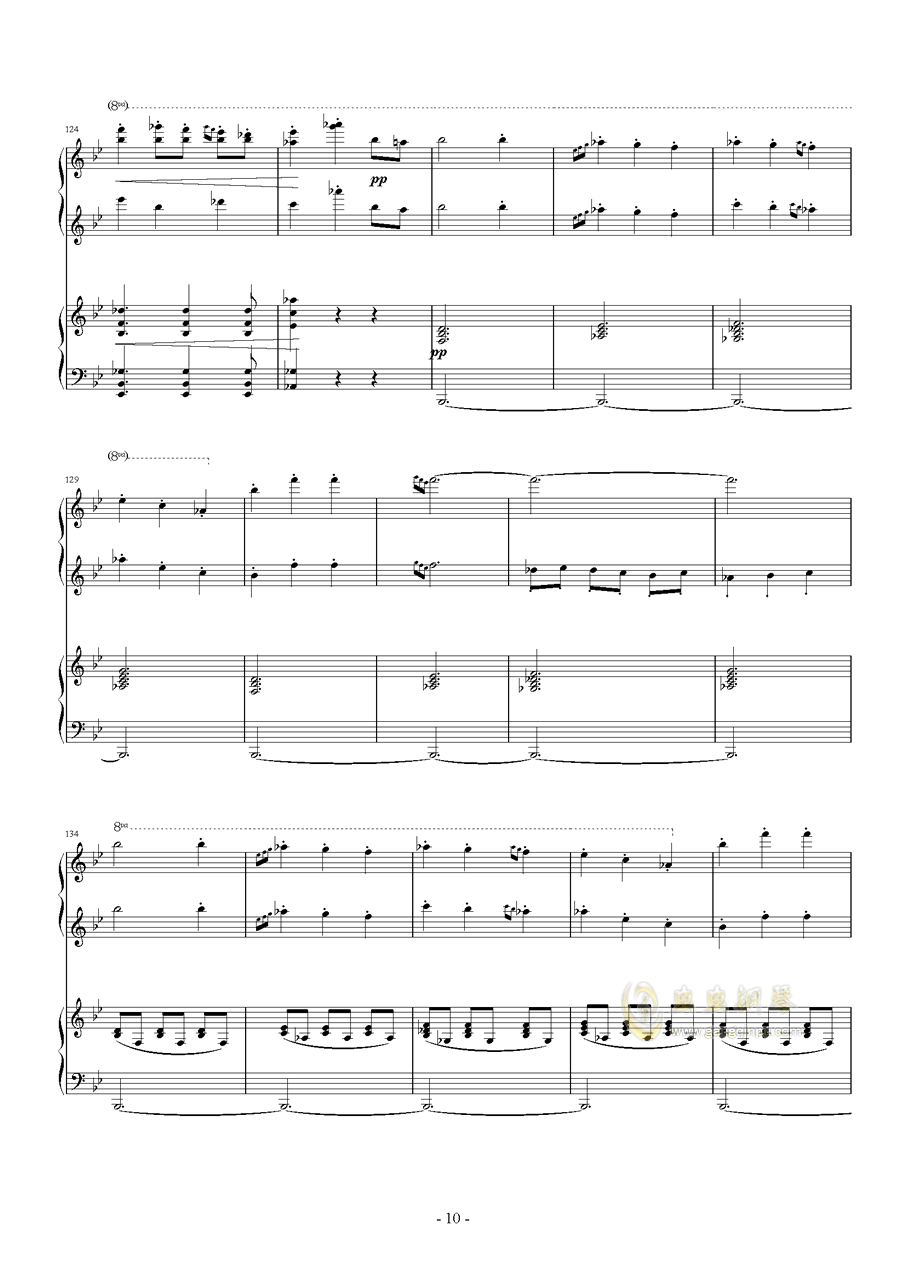 Toys Etude钢琴谱 第10页
