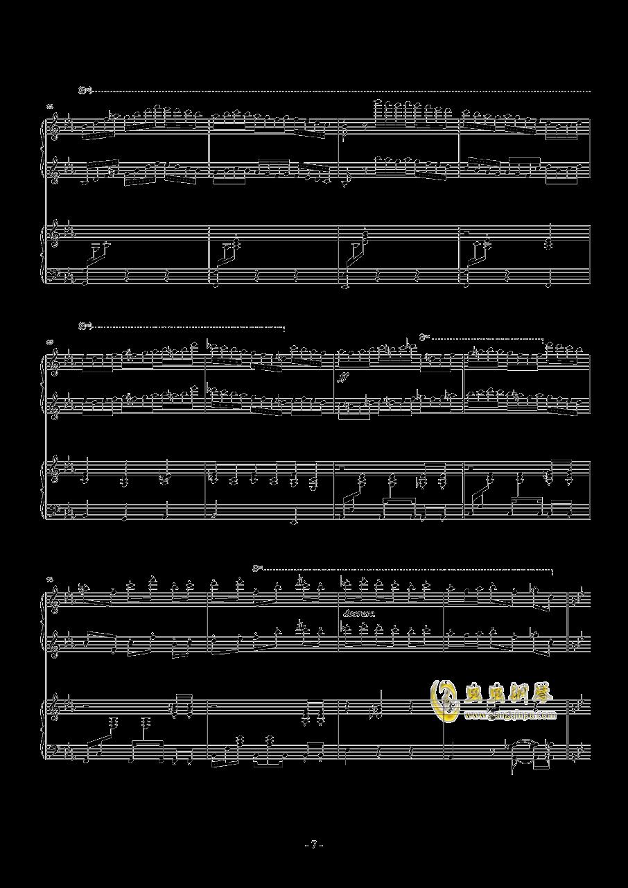 Toys Etude钢琴谱 第7页