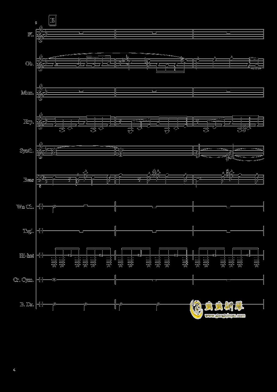 little钢琴简谱-钢琴谱查询 Piano Sheet Music Search -未白镇 Littleroot Town,未白镇