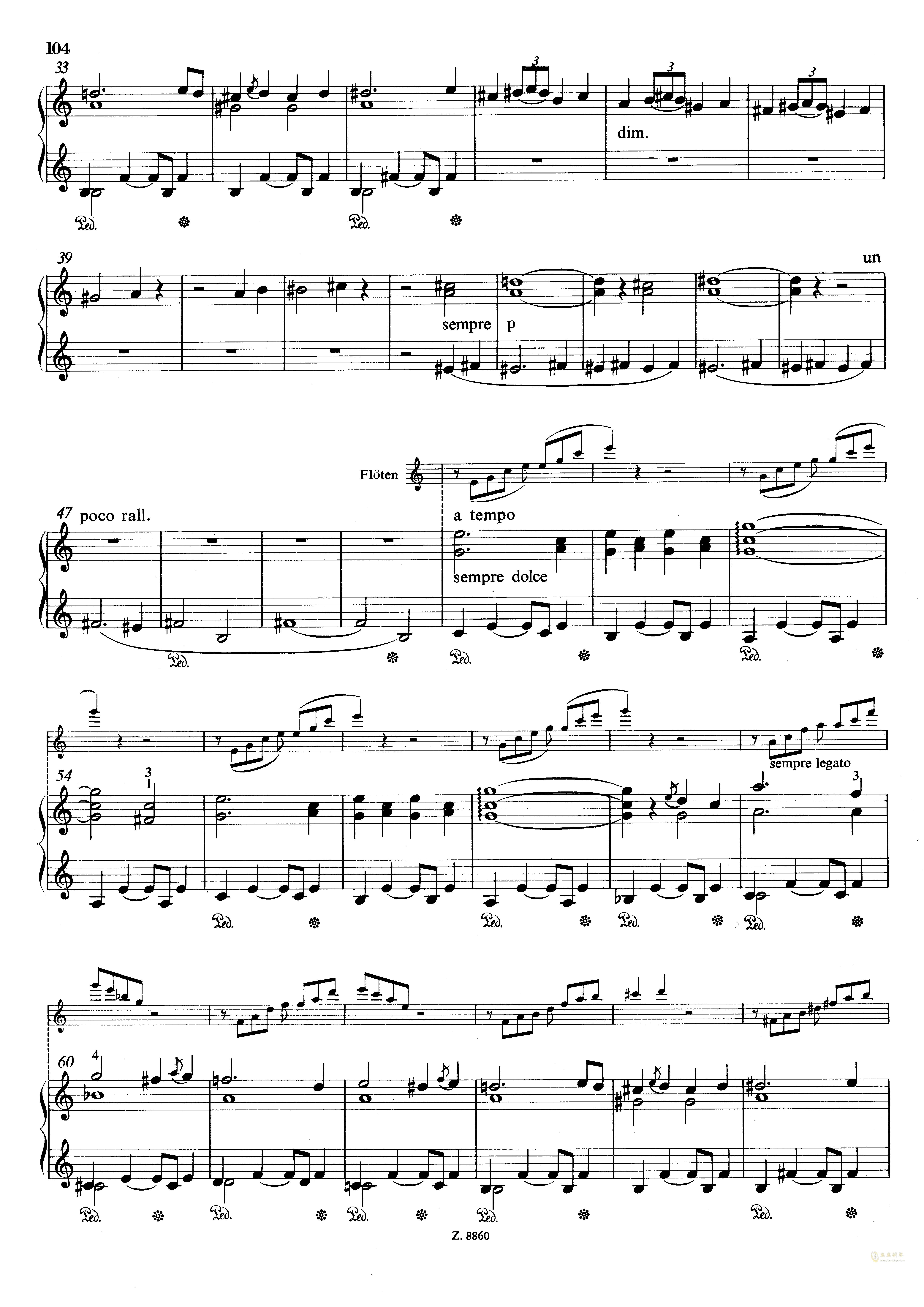 从摇篮到坟墓钢琴谱 第2页