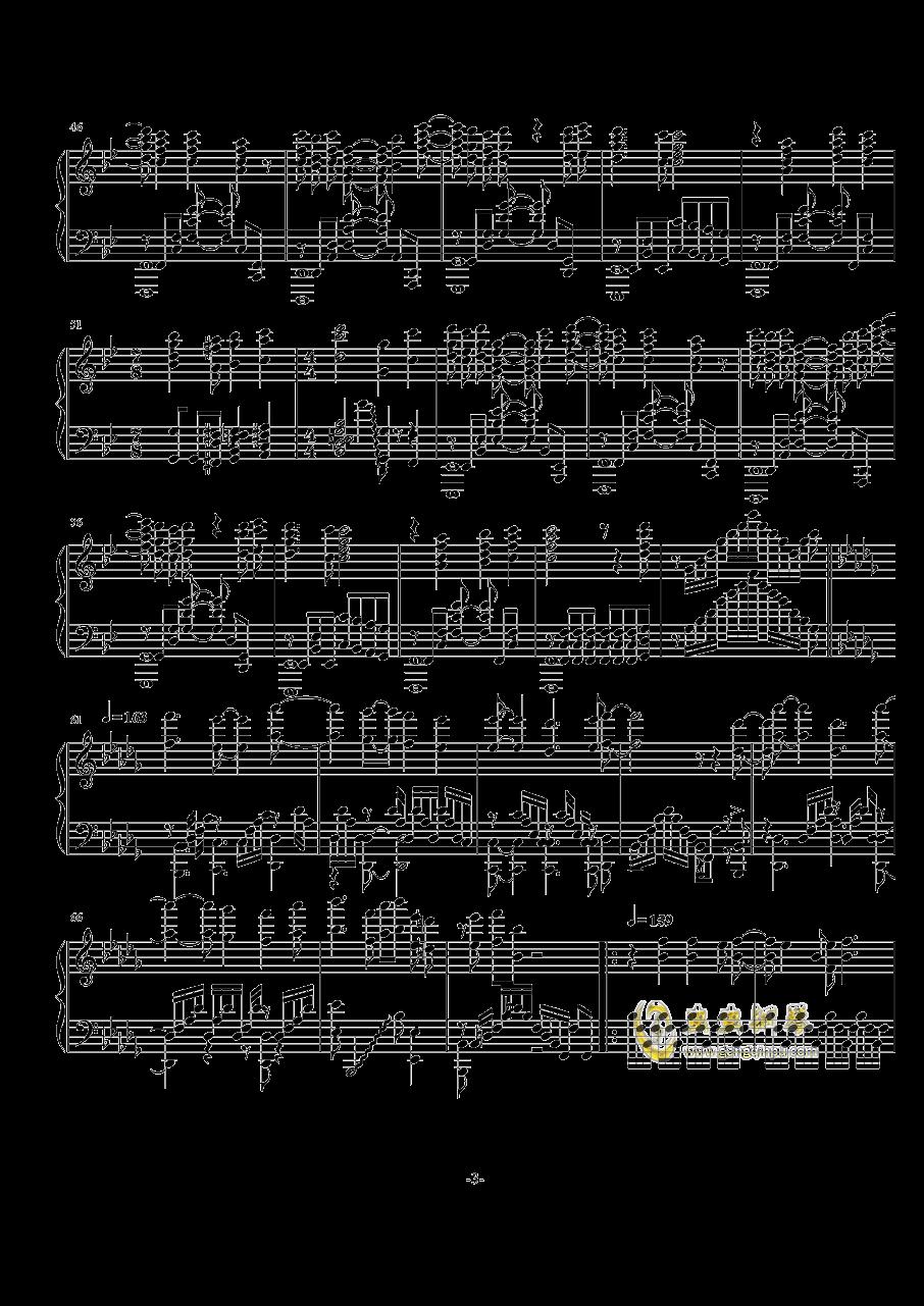 Rewrite op钢琴谱 第3页