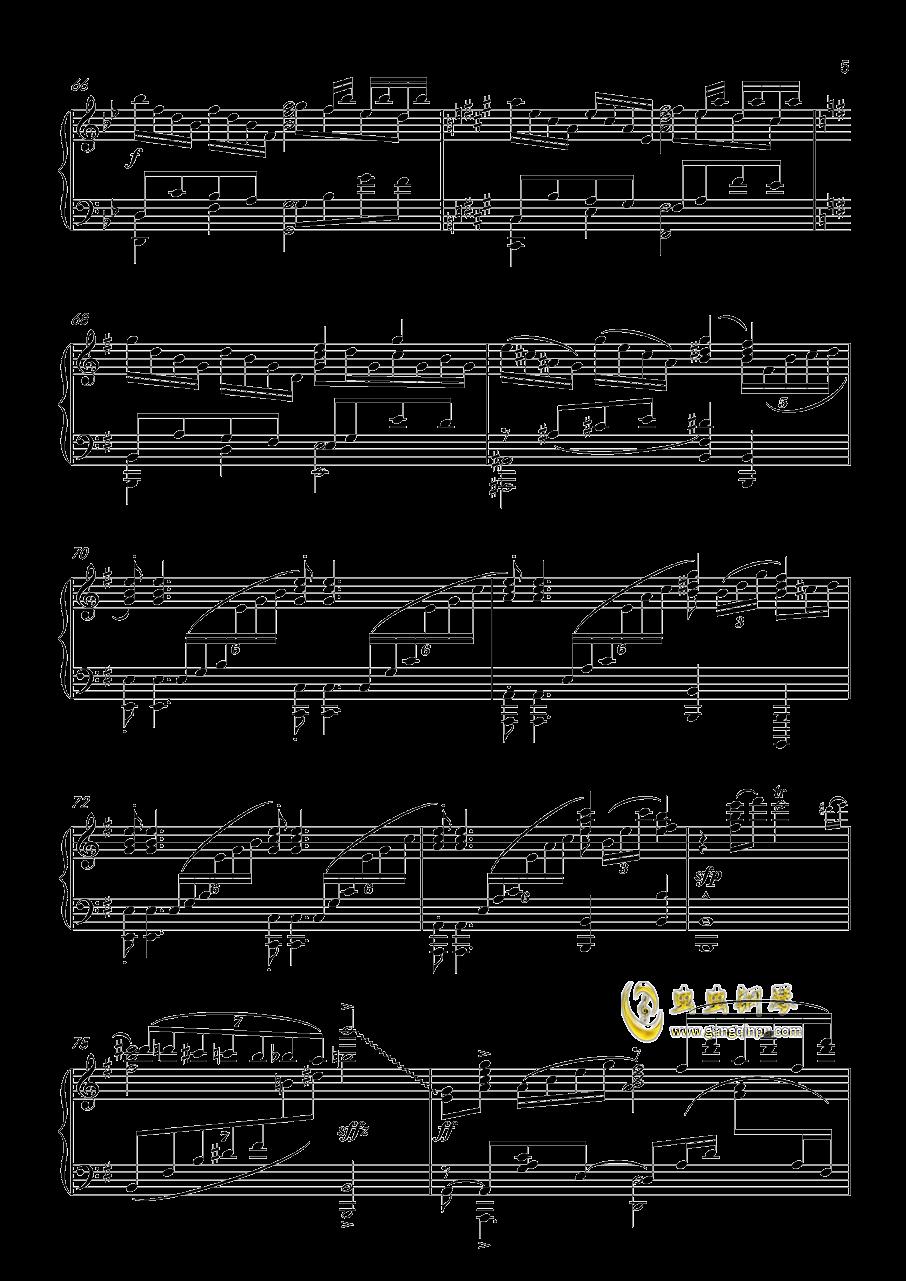 虫虫钢琴 钢琴谱 >> 影视游戏 >> deemo >>anima