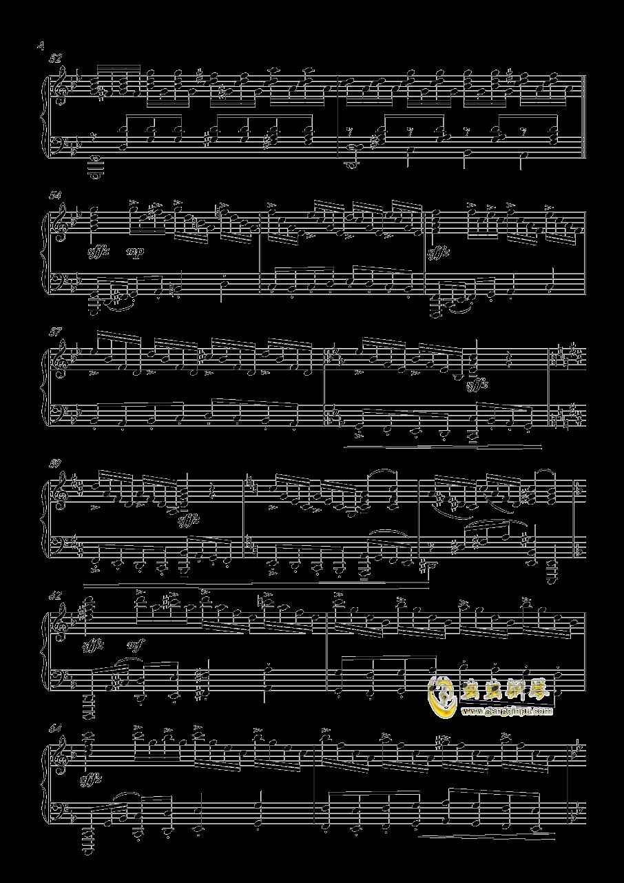 ANiMA钢琴谱 第4页