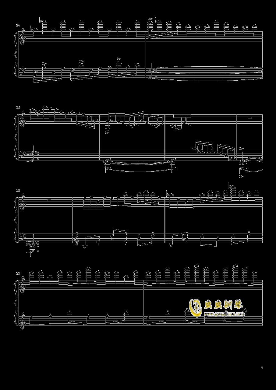 冥2,冥2钢琴谱,冥2钢琴谱网,冥2钢琴谱大全,虫虫钢琴