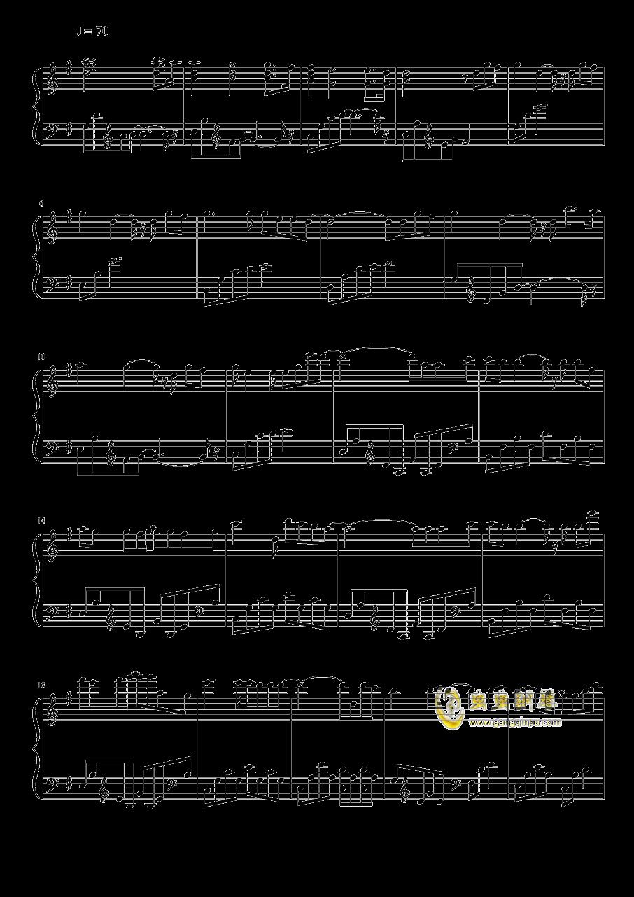 虫虫钢琴 钢琴谱 >> 华语男歌手 >> 光良 >>童话