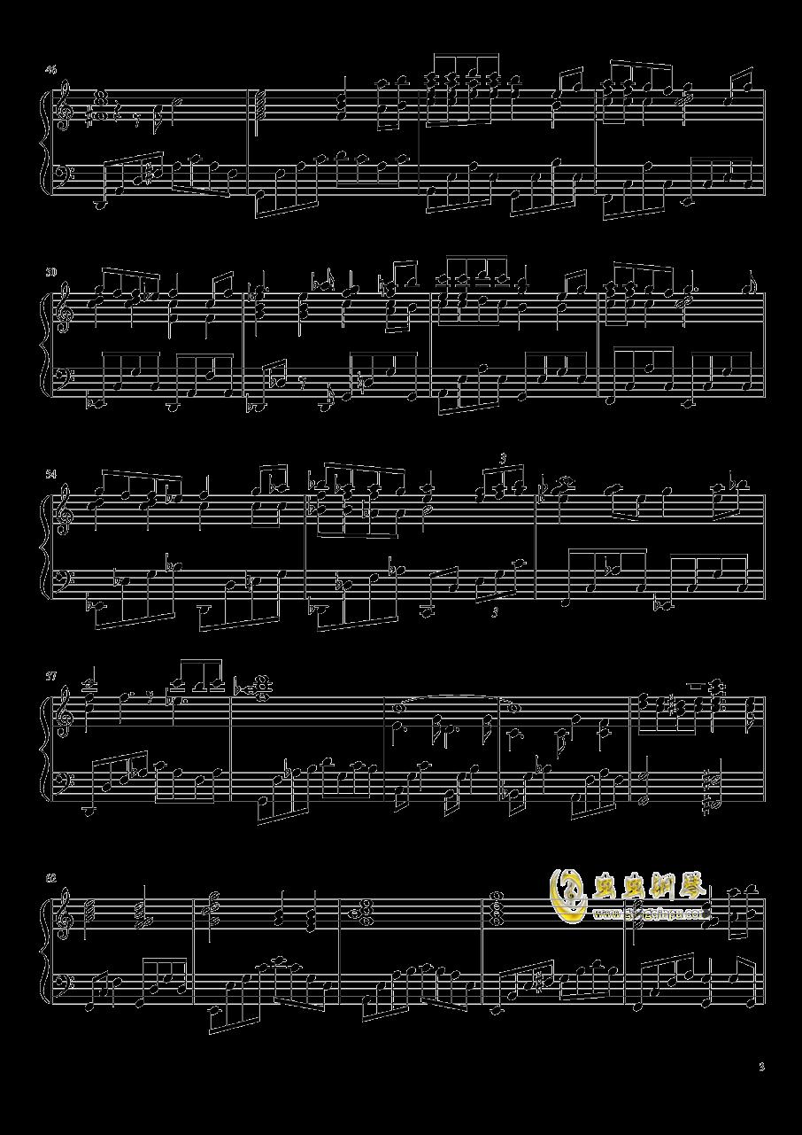 虫虫钢琴 钢琴谱 >> 影视游戏 >> 久石让 >>生命之名 (千与千寻 原版