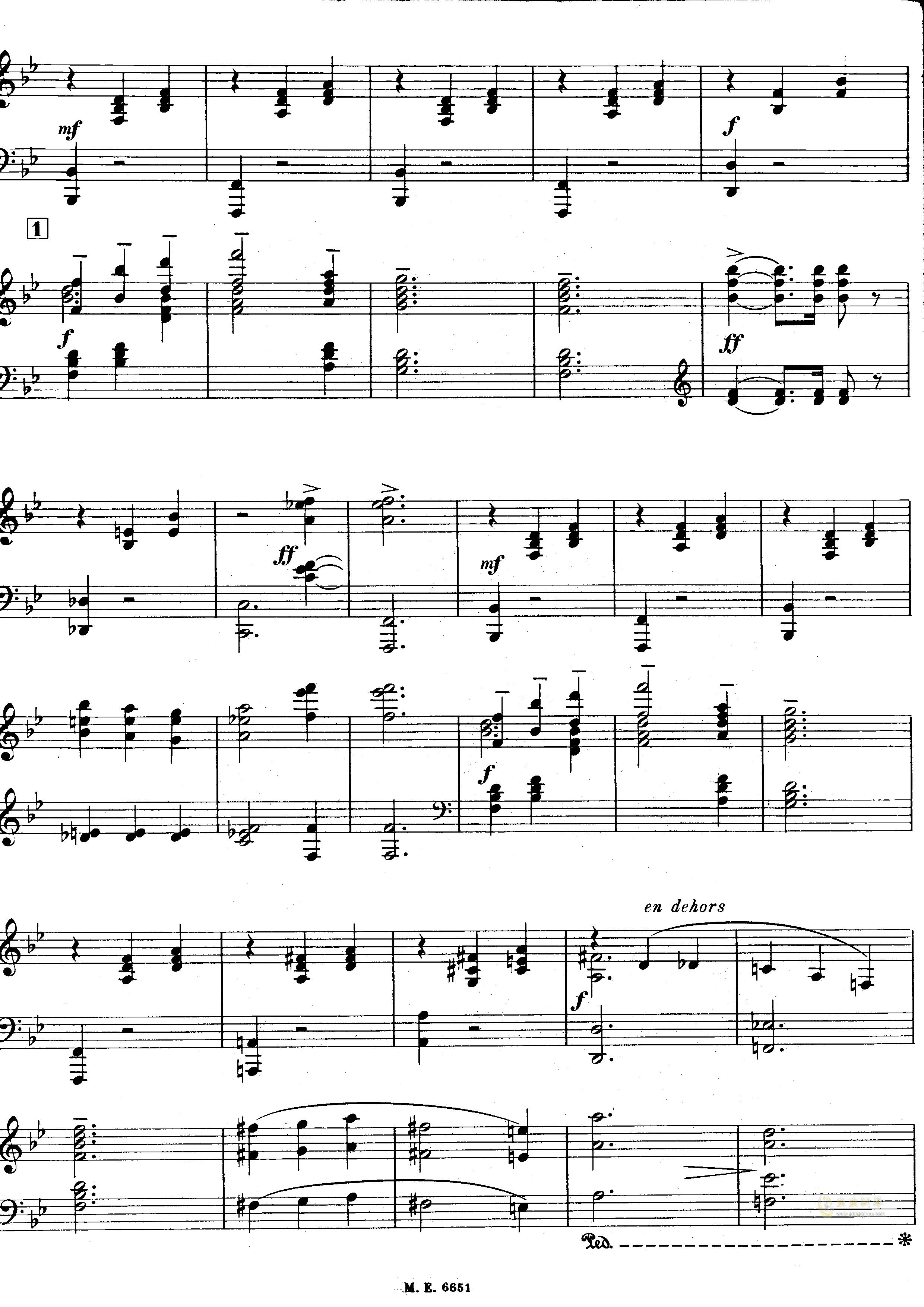 出航到西特尔钢琴谱 第2页