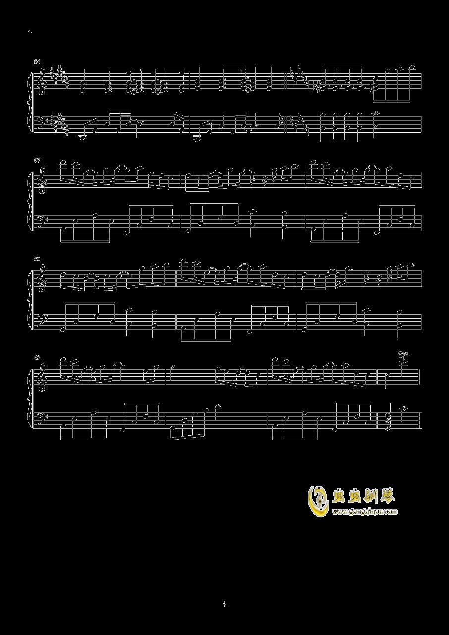 追光者,追光者钢琴谱,追光者钢琴谱网,追光者钢琴谱大全,虫虫钢