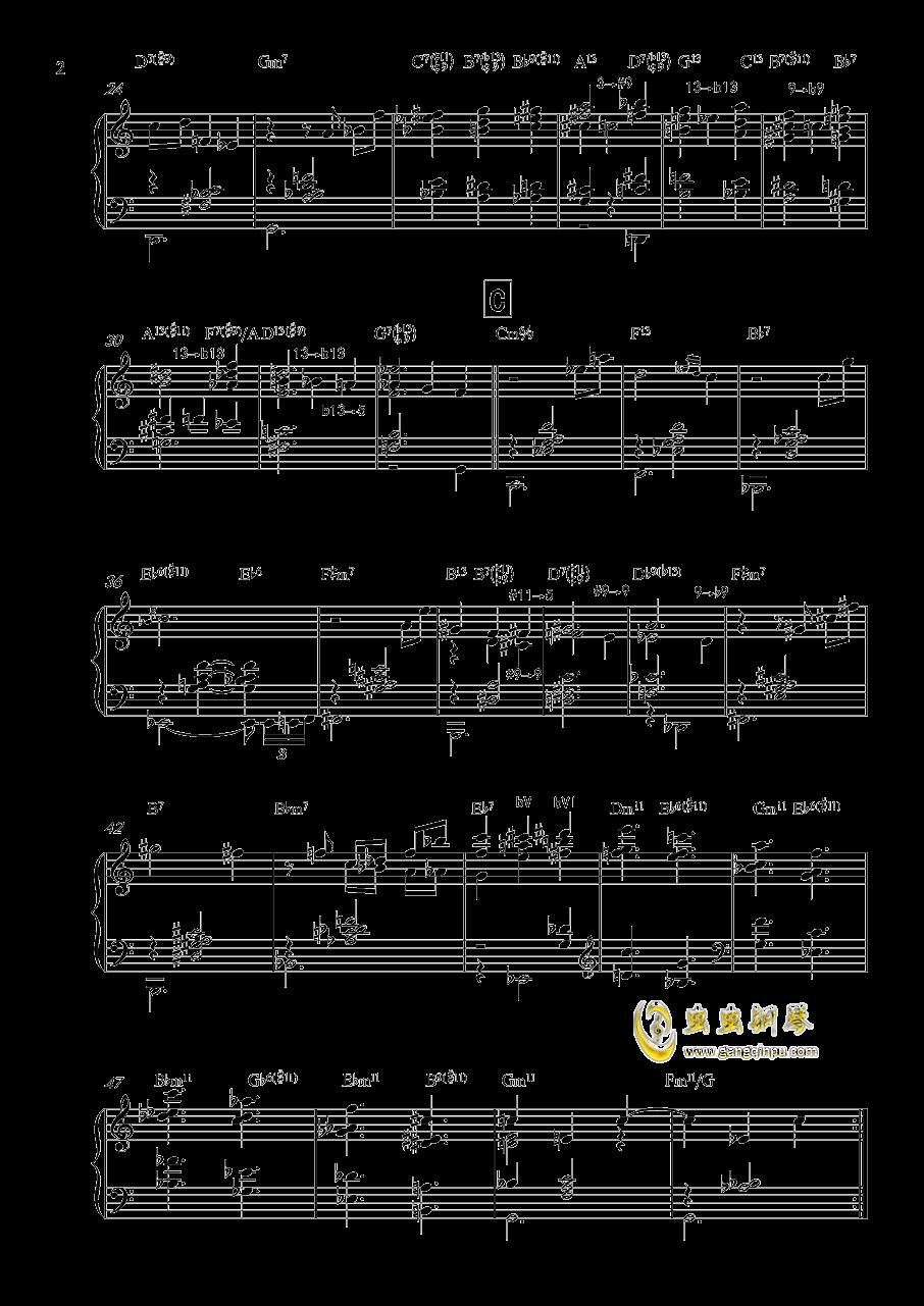 untitled钢琴谱 第2页