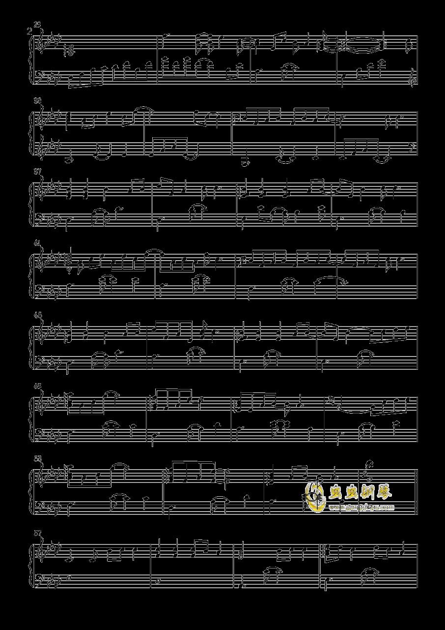 All Of Me,All Of Me钢琴谱,All Of Me钢琴谱网,All Of Me钢琴谱大全,