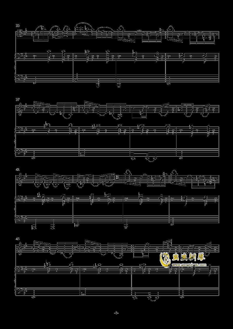 炒冷饭钢琴谱 第3页