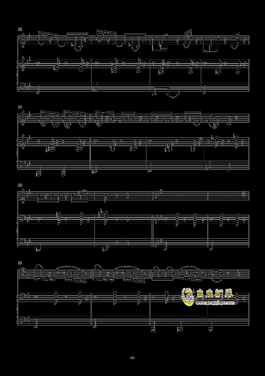 炒冷饭钢琴谱 第6页